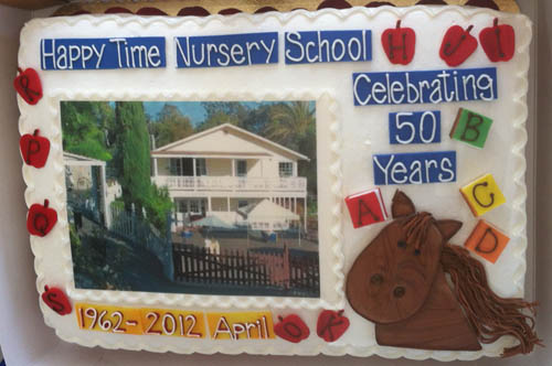 Happy Time Nursery School since 1962 Rancho Santa Fe