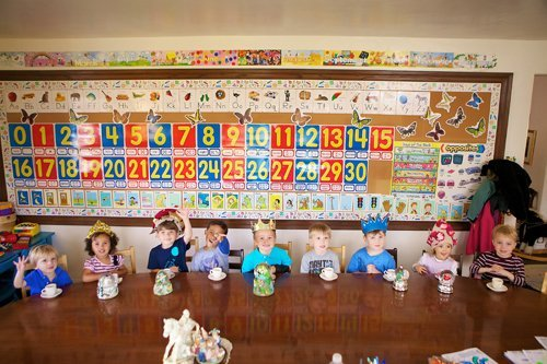 Happy Time Nursery School Rancho Santa Fe